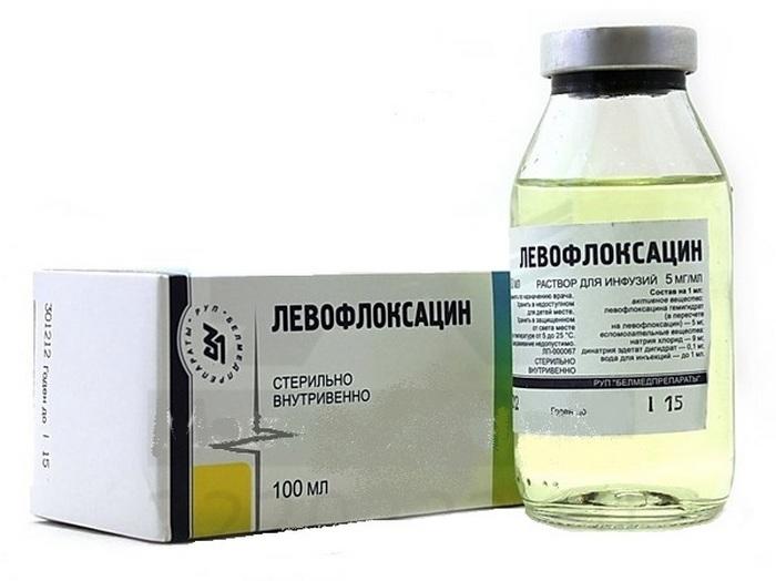 алкоголь и левофлоксацин