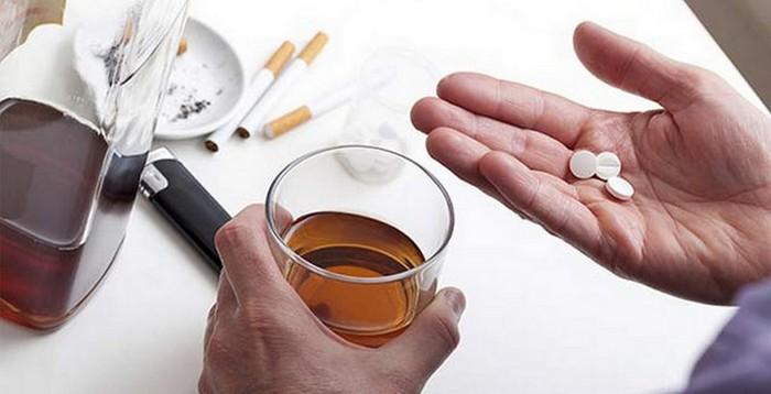 нолицин совместимость с алкоголем