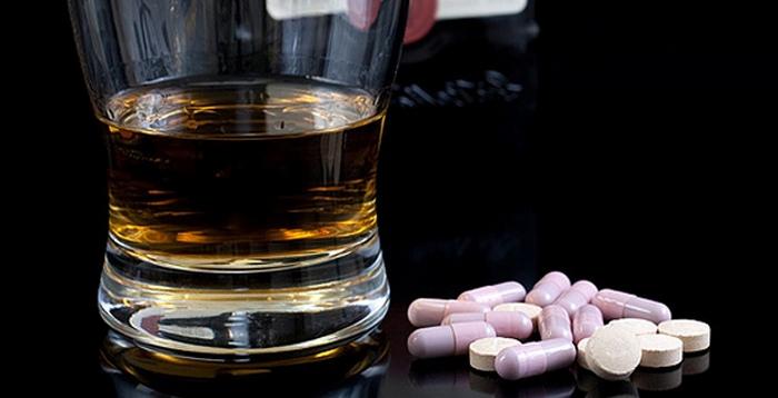 ибупрофен с алкоголем можно