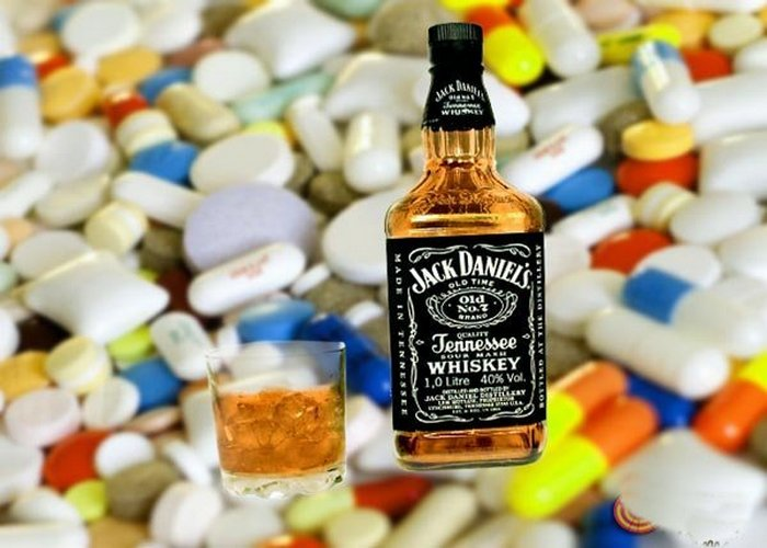 алкоголь и антибиотики последствия