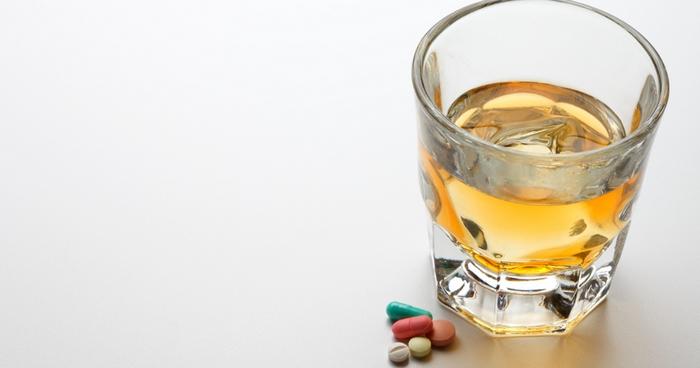 можно ли пить найз с алкоголем