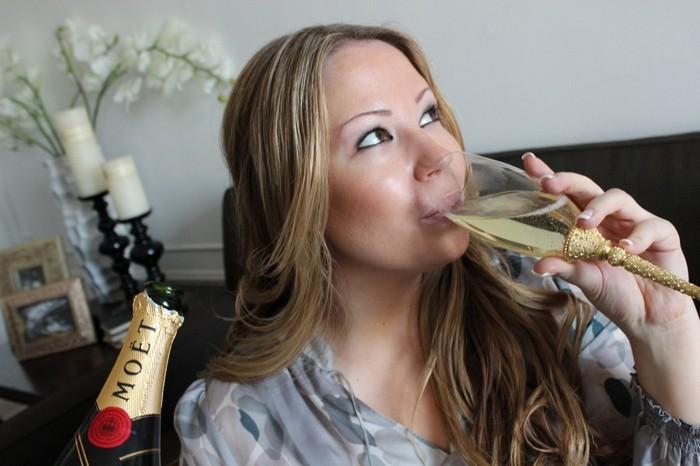 шампанское при беременности