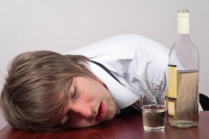 пила сиофор с алкоголем