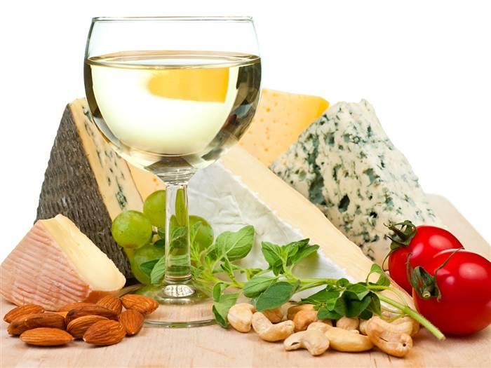 секрет винной диеты