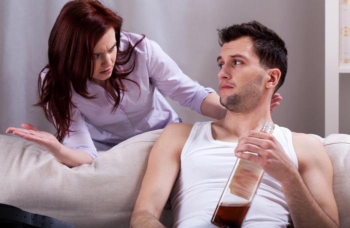 как разлюбить алкоголика