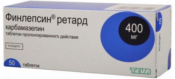 финлепсин ретард и алкоголь