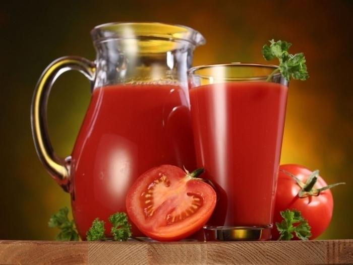 томатный сок при похмелье