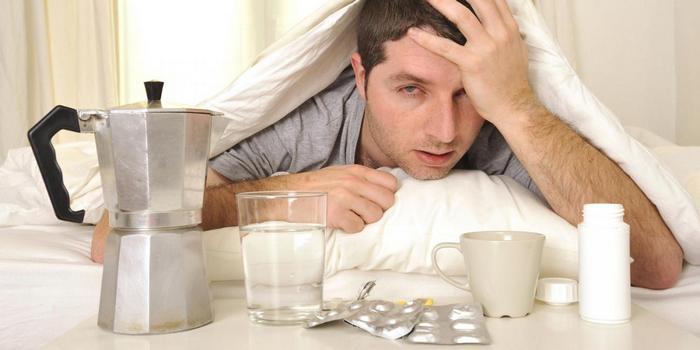 болит голова с похмелья какую таблетку выпить