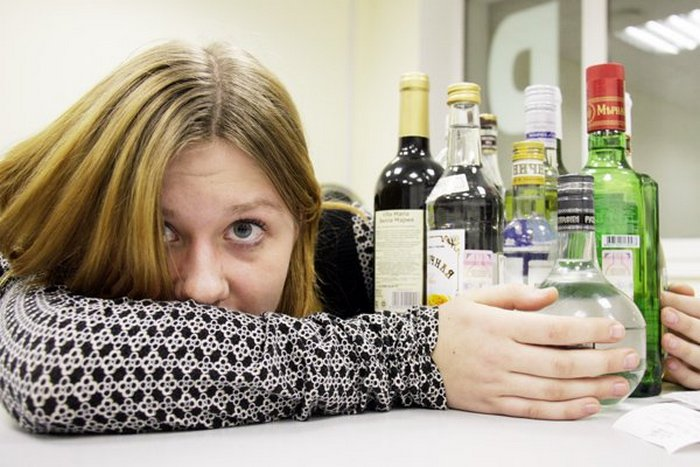 Лекции по профилактике подросткового алкоголизма проблема алкоголизма в россии