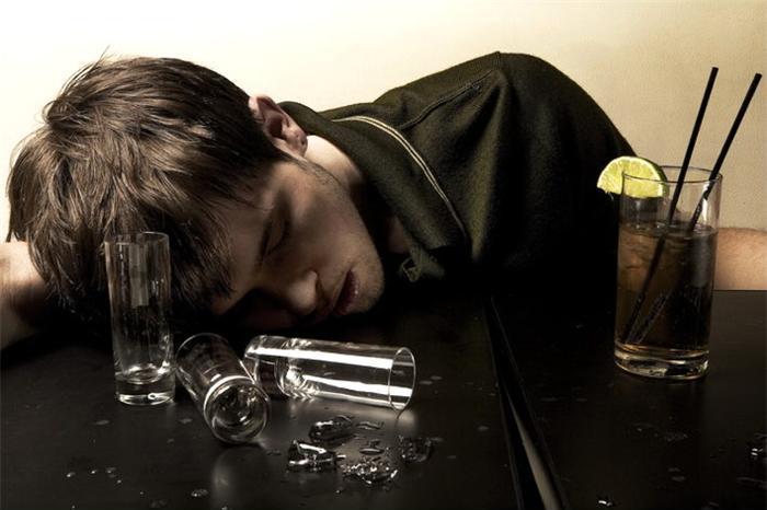 Степени опьянения человека