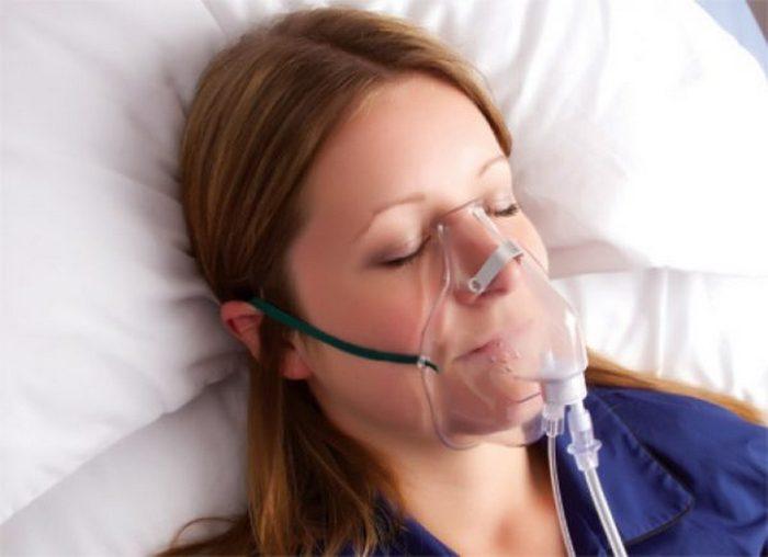 Отравление нашатырным спиртом: лечение применение симптомы