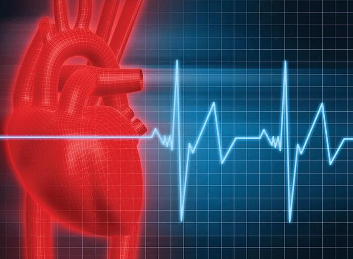 нарушение дыхания и работы сердца