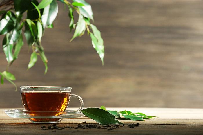 от похмелья чай