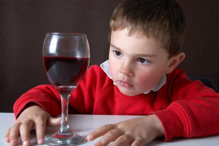 влияние алкоголя на подростков