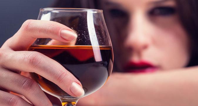 краткосрочное действие алкоголя