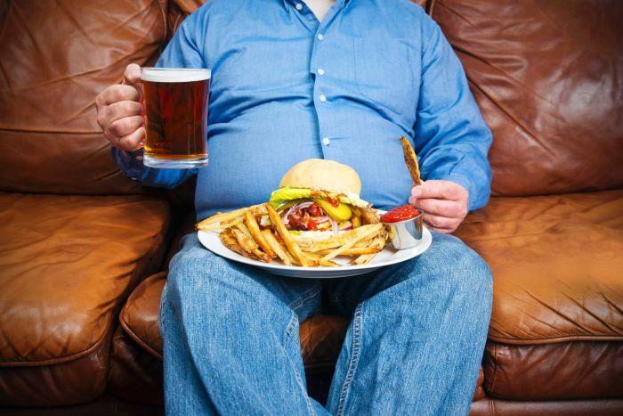пиво и лишний вес