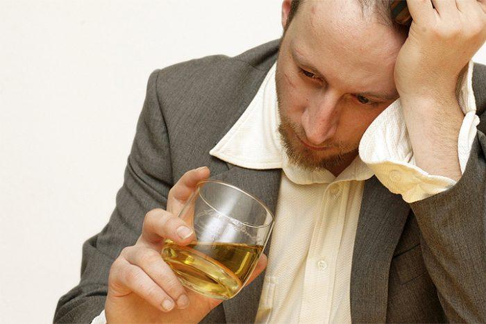 особенности воздействия алкоголя на мужчин