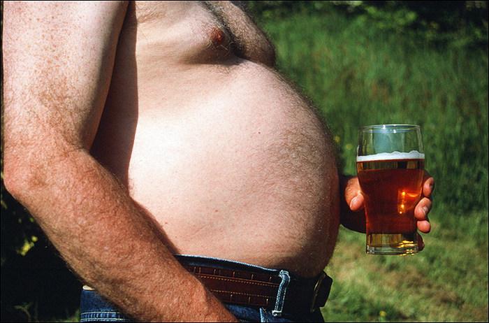 прибавка в весе от пива