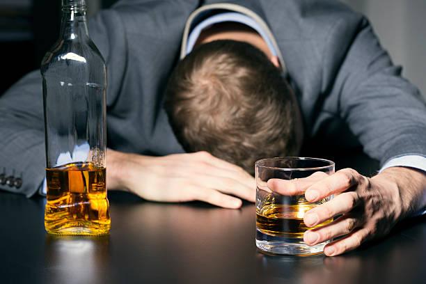 долгосрочное действие спиртного