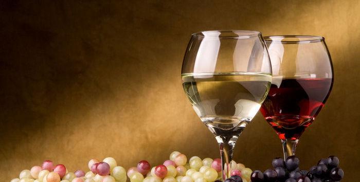 напитки на основе сока винограда