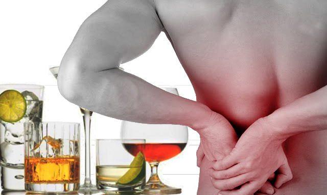 причины и симптомы боли