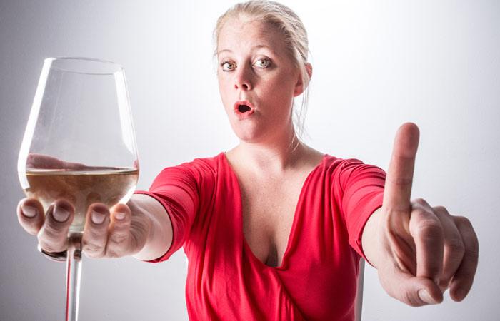 запрет на алкоголь при температуре