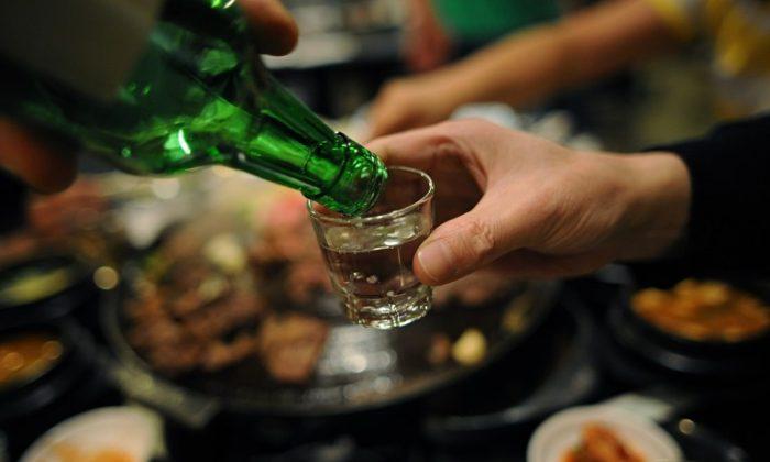 употребление спиртного - путь к цирозу печени