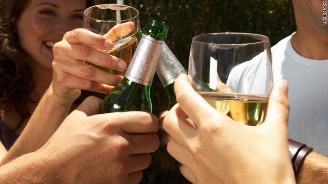 когда разрешено пить алкоголь