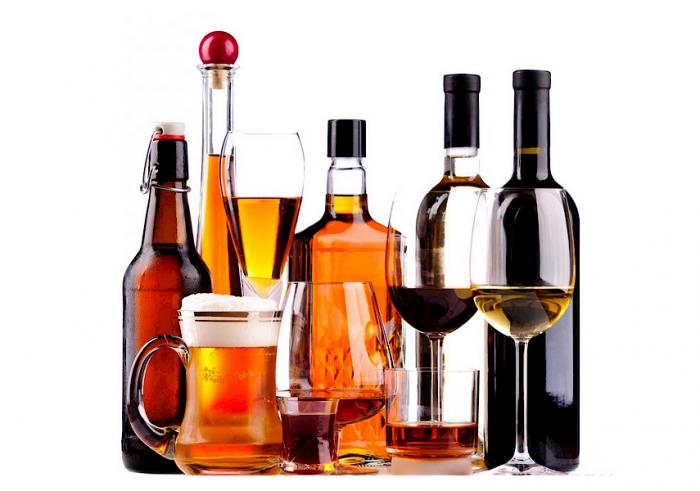 алкоголь является раздражителем слизистой оболочки
