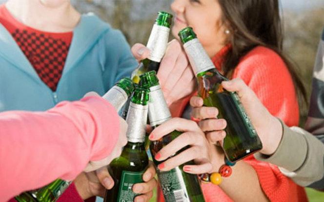 последствия употребления алкоголя в молодежной среде