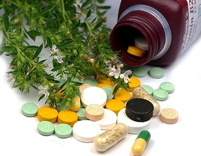 медикаменты растительного происхождения