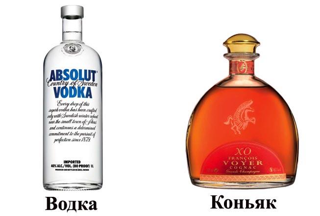 разрешенные спиртные напитки