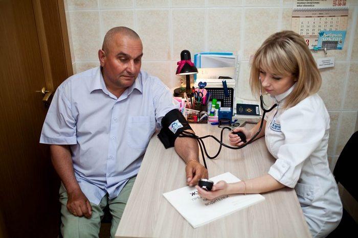 порядок проведения медицинского освидетельствования