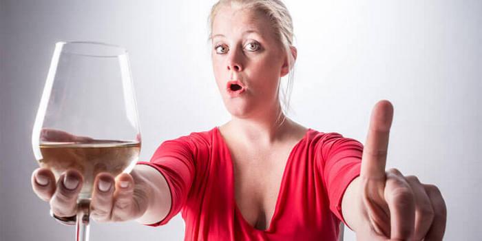 влияние спиртных напитков на вес