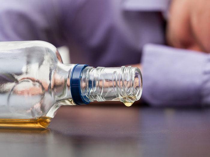 средняя степень алкогольного отравления
