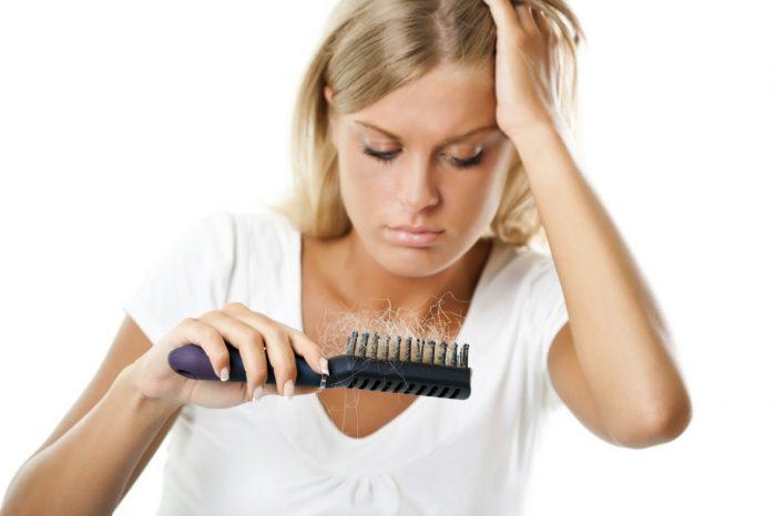 выпадение волос из за алкоголя