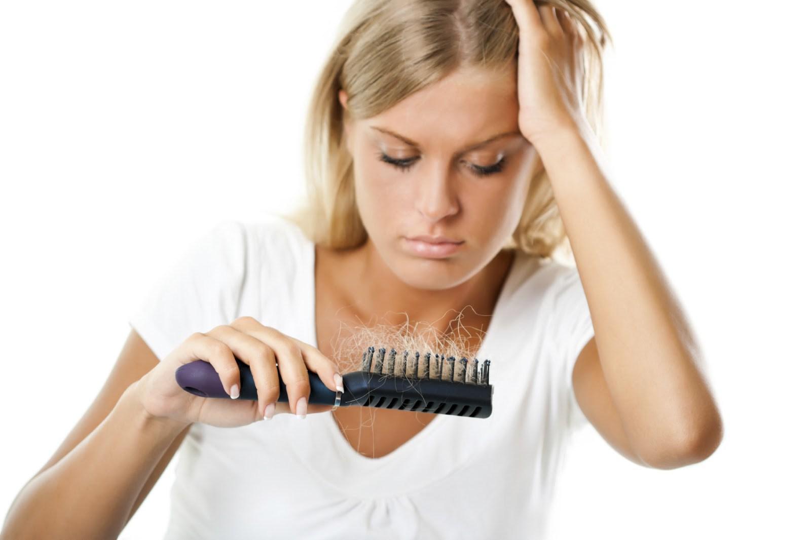 Лечение выпадения волос у женщин пивом