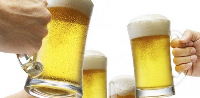 истит и пиво