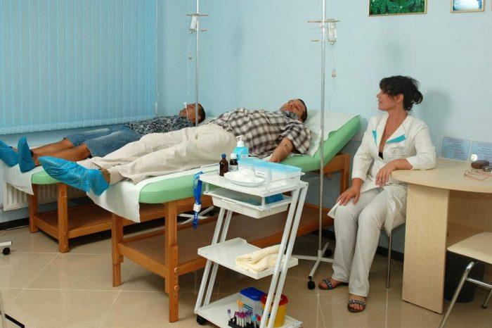 внутривенная озонотерапия
