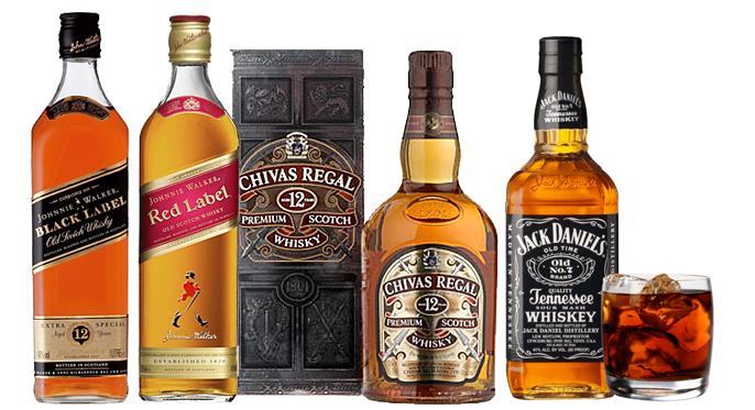 виски являет собой крепкий вид алкоголя