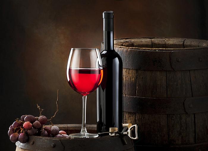характеристика и состав красного вина