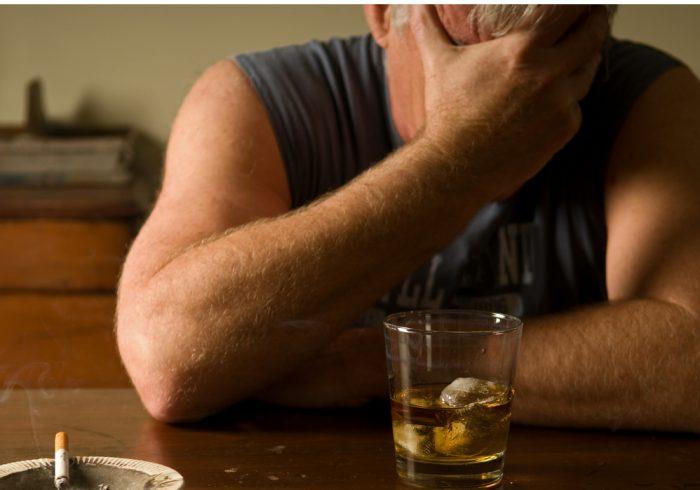 алкоголь внутри организма