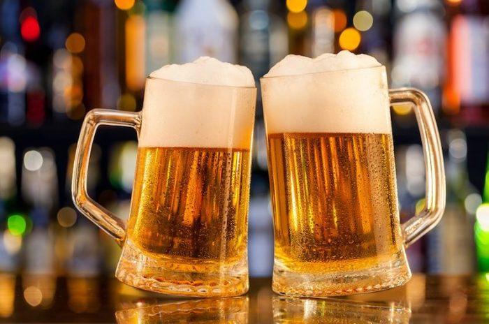 пиво и радиация