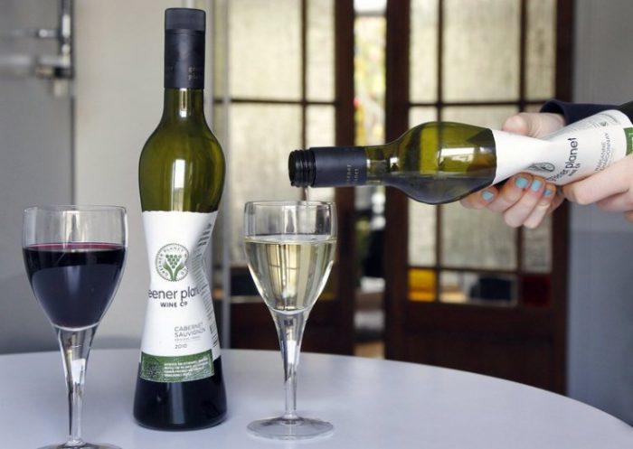 вино из пластиковой тары