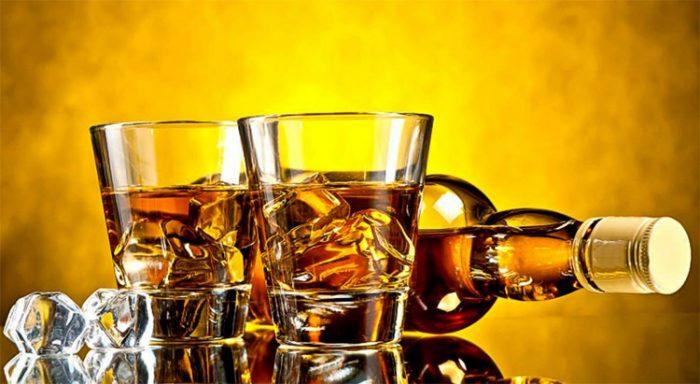 польза виски для организма