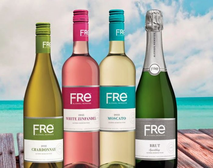 Fre Non-Alcoholic Wines