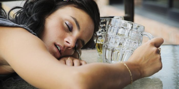 вред от алкоголя для женщин