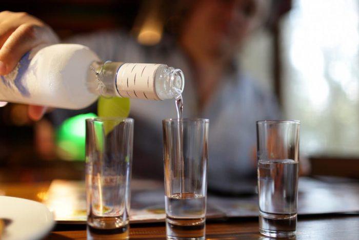 водка и радиация в организме