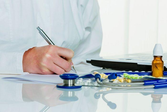 доктор назначит лекарства