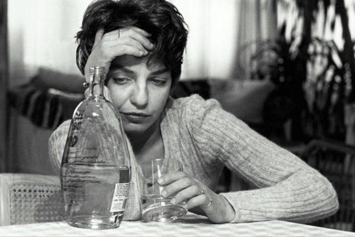 продолжительность жизни женщин - алкоголиков